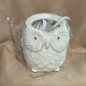 Scentsy Accents - Whoot The Owl Scentsy Warmer New In Box